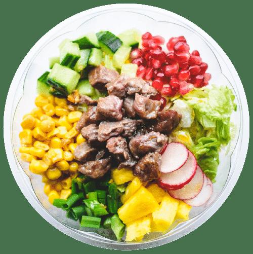 poke steak havajska hrana beograd